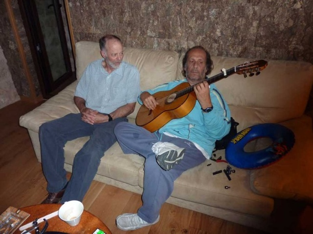 Practice Flamenco Guitar